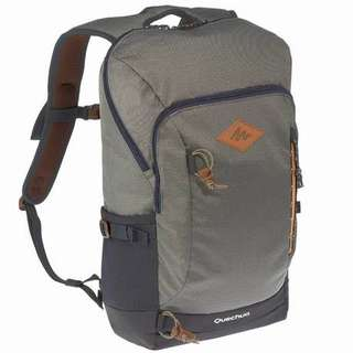 Backpack Quechua 20L Escape (Grey) Adventure Trekking