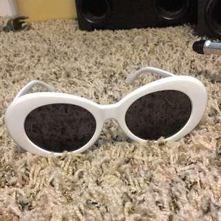 White Clout Shades