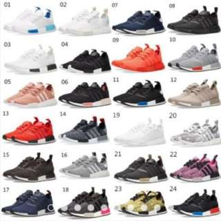 FREE SHIP 100% Original Adidas Original NMD running shoes Sneakers