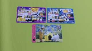 SMRT Train Fare Card