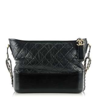 Chanel Gabrielle black