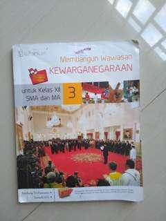 Buku cetak platinum kewarganegaraan kelas 3 / XII SMA  KTSP 2006