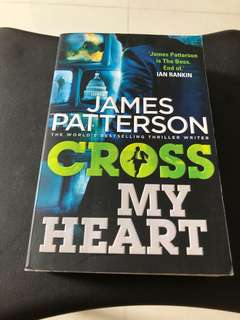 James Patterson Cross My Heart