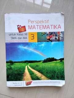 Buku cetak platinum perspektif matematika kelas 3 / XII SMA program IPA KTSP 2006