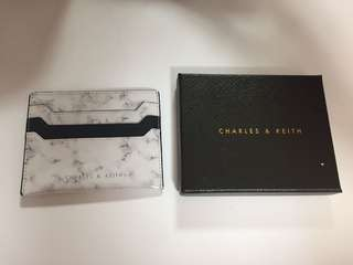 Charles & Keith card holder卡片套