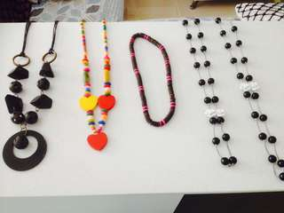Giveaway Necklaces