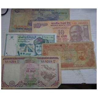 Paper Money Collection: Starter Pack Lot 3
