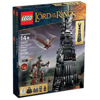 Leeogel Lego 10237 Tower of Orthanc Lord of The Rings - New In Sealed Box