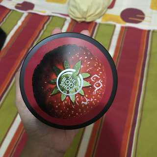 Body Butter Bodyshop Strawberry