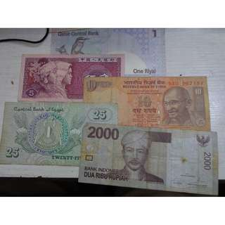 Paper Money Collection: Starter Pack Lot 1