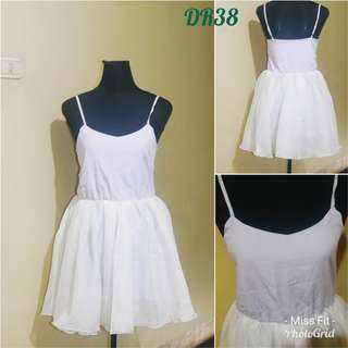 Puprle top with tutu skirt in 1