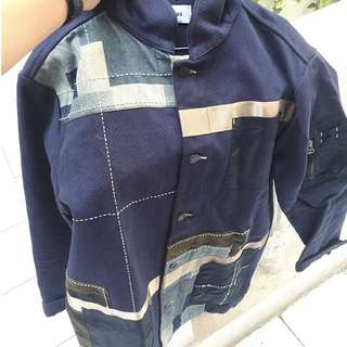 Jacket Elhaus Kendogi Navy