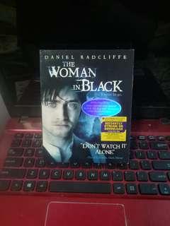 Woman in black blu ray