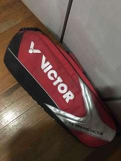 Original Victor Badminton Bag