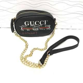 Gucci beltbag/slingbag