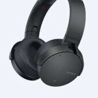 SONY MDRXB950N1 (Black) EXTRA BASS™ Wireless Noise Cancelling Headphones