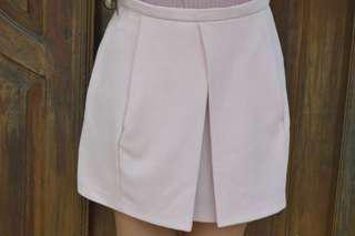 Colorbox baby pink skirt
