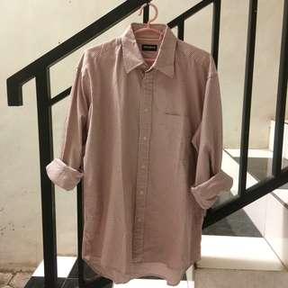 Uniqlo kemeja extra fine cotton broadcloth #maudecay