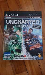 Uncharted Dual Pack (Used)