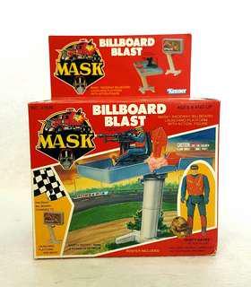 MISB M.A.S.K Billboard Blast