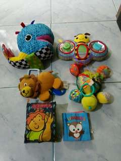 Preloved SoftToys For Sale Take all for 800