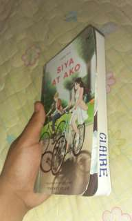Pop fiction book with my name