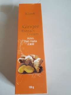Ginger Extract Cream (Cosway)