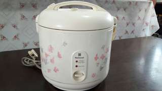 Automatic Rice Cooker, 1.8 ltrs, (10 cup).
