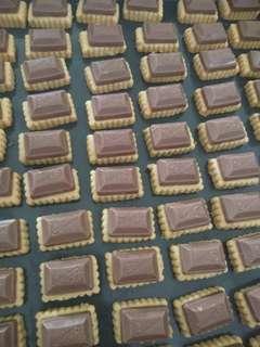 Cadbury chocolate tart