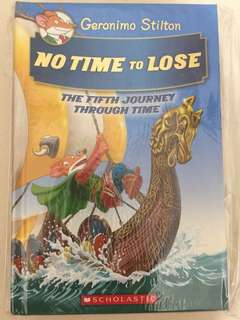 Geronimo Stilton / 5th Journey thru time