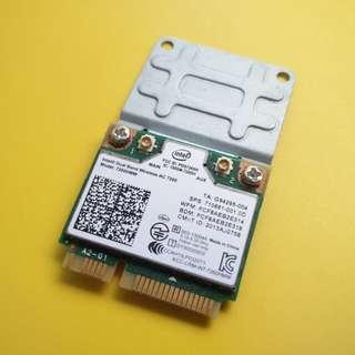 🚚 Intel Dual-Band AC7260 Mini PCIE Wireless-AC Card