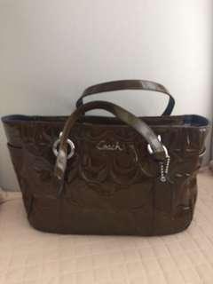 coach bag - original