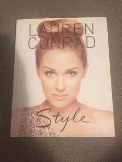 Lauren Conrad -Style - Hardcover
