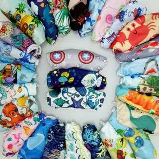 Reusable Swim Diaper (3-15 kg)