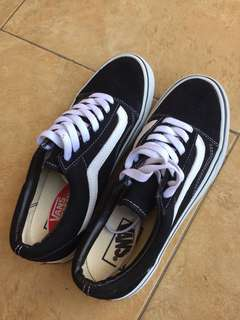 Vans Old School Grad Ori