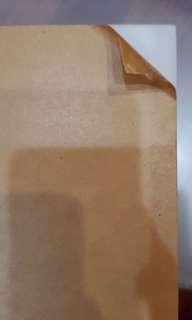 15mm White Acrylic Sheet (A3)