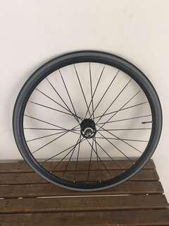 Airwalk rear wheel(fixed)
