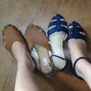 """Bundle Sandals """"9"""