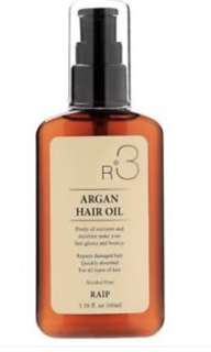 RAIP R3 Argan Hair Oil 100ml (new!)