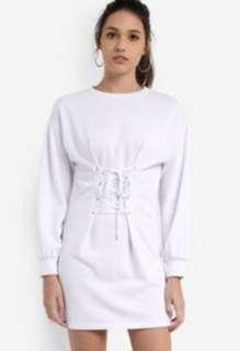 Something Borrowed Sweater Dress