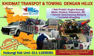 Servis Angkut & Towing