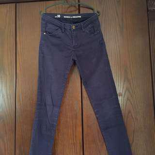 Brands outlet blue pants