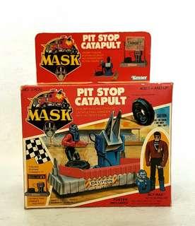 MIB M.A.S.K Pit Stop Catapult