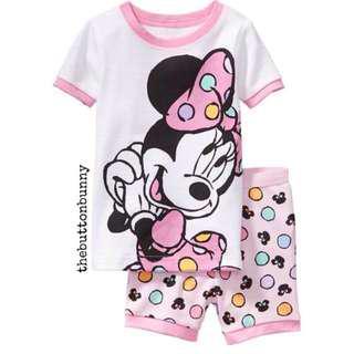 Minnie Sleep Wear Set