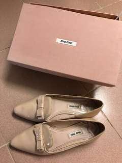 Miu Miu 平底鞋 / 姊妹鞋