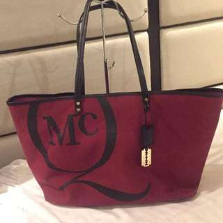 Auth ALEXANDER MCQUEEN Neverfull tote