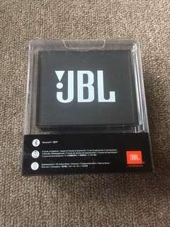 Brand New Original JBL Go Bluetooth Speakers Black