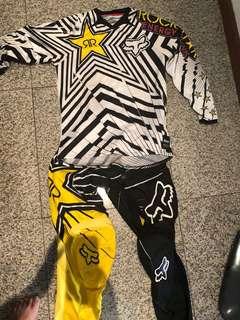 MX Jersey - Fox Superstar Authentic