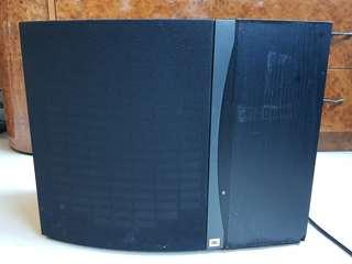 JBL Subwoofer PS100 Speakers. Floor Standing Speakers. Quality Bass Original JBL. Active and Passive Subwoofer.
