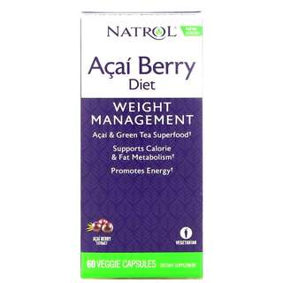 Natrol AcaiBerry Diet 體重管理配方